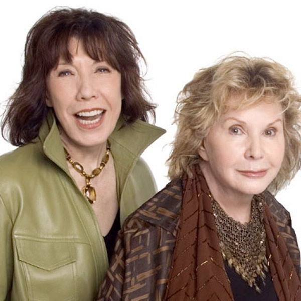 Congratulations To Actress Lily Tomlin Who Married Her Partner Jane Wagner After 42 Years Together