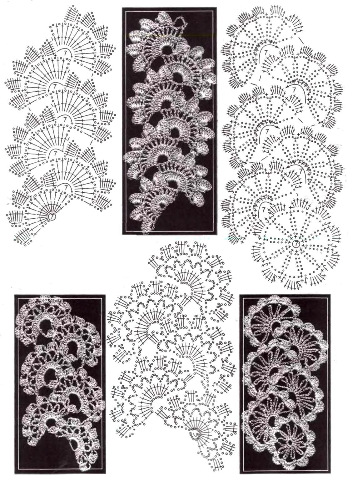 wow - all the crochet potential in these stitches... | Crochet ...