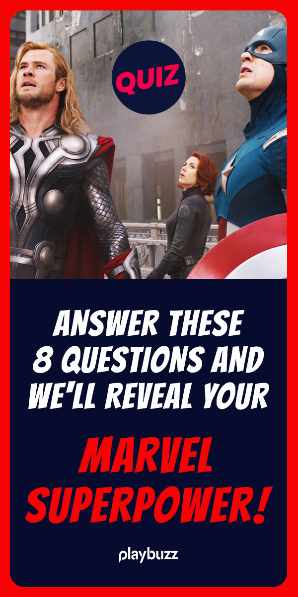 Answer These 8 Questions And We Ll Reveal Your Marvel Superpower Marvel Questions This Or That Questions Marvel
