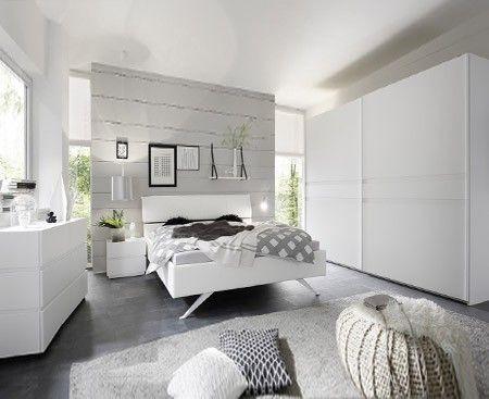 Camera Completa Bianca Moderna E Di Design Dining Room Design Interior Design Home