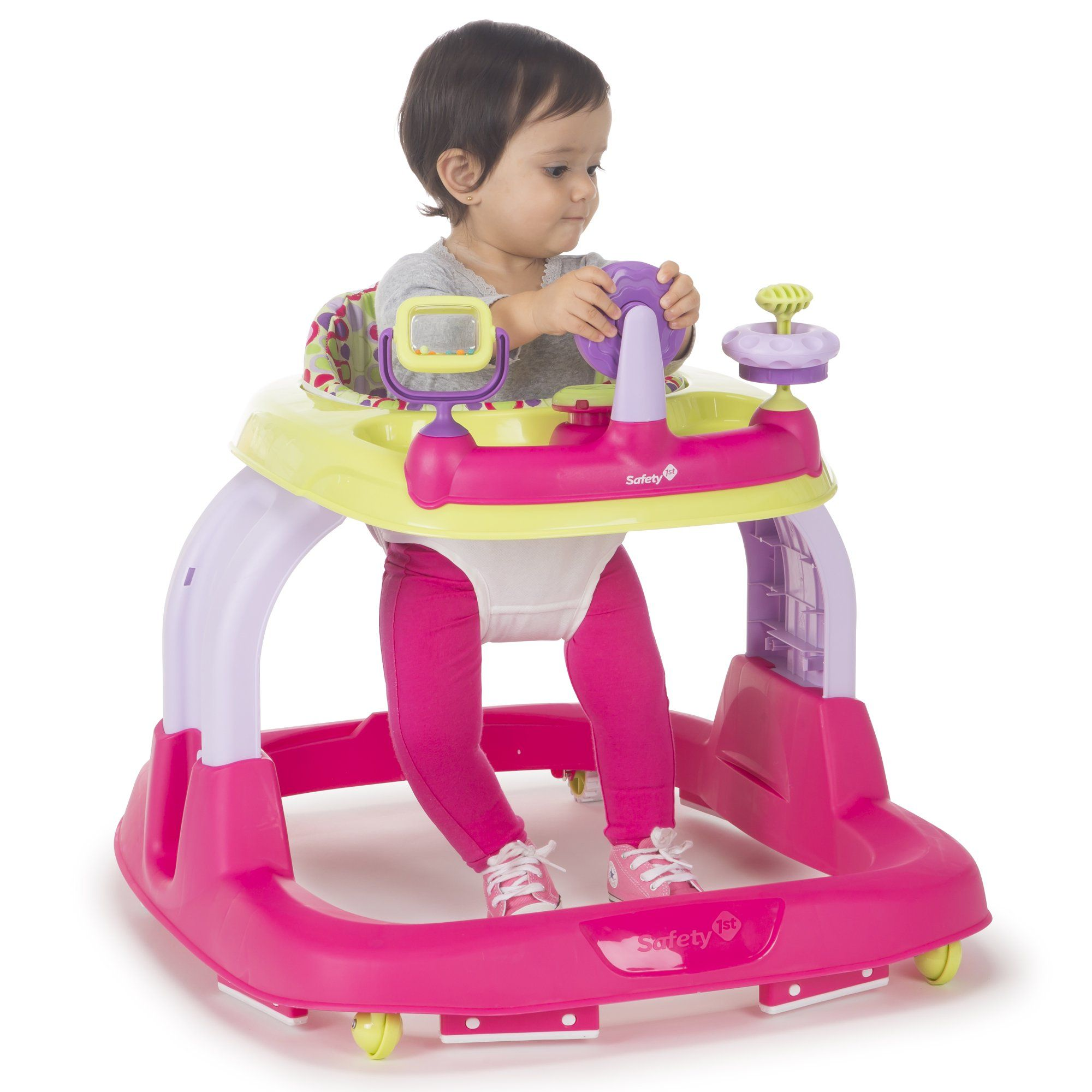 Safety 1st Ready, Set, Walk! Developmental Walker, Dottie