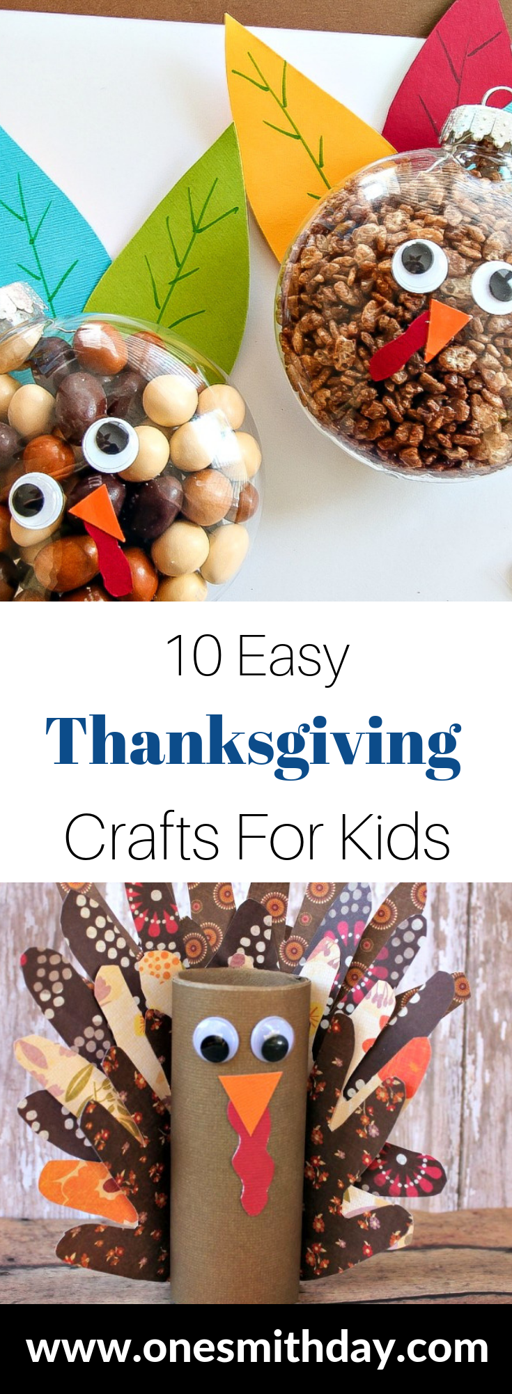 10 Easy Thanksgiving Crafts For Kids In 2020 Easy Thanksgiving Crafts Thanksgiving Kids Thanksgiving Crafts