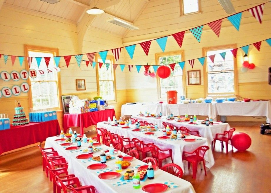 Wonderful Kids Birthday Party Decoration Ideas At Home