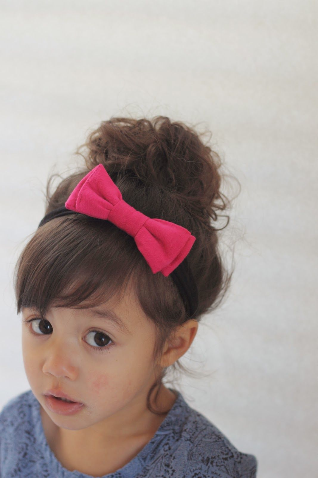 Braided Bangs Hairstyles 16 Toddler Hair Styles To Mix Up The Pony Tail And Simple Braids