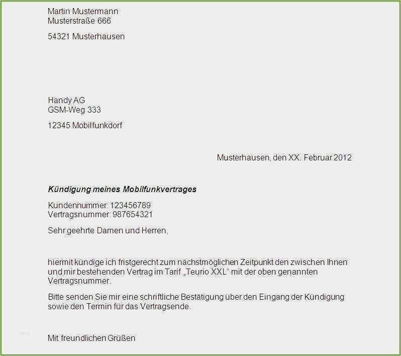 O2 Dsl Kundigung Vorlage Download Chip