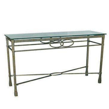 Hammary Hudson Sofa Table by Hammary 26500 Assembly