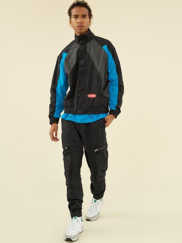 GUESS Originals Nylon Track Jacket | GUESS
