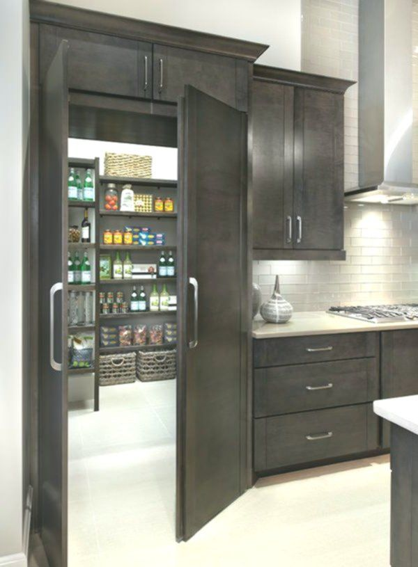 20 secret room ideas you wanted since childhood kitchen pantry design pantry room pantry design on kitchen organization tiktok id=28975