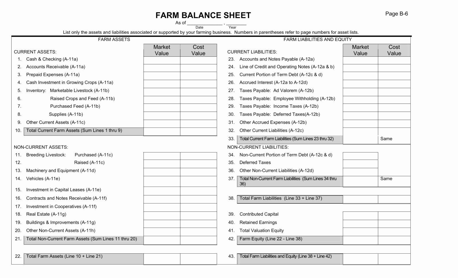Assets And Liabilities Worksheet Unique Assets And