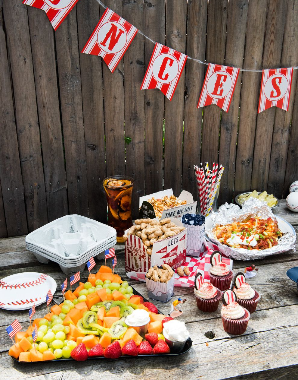 11 grilling ideas for people who love both baseball and