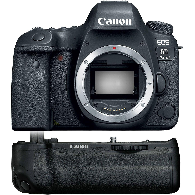 Canon Eos 6d Mark Ii Dslr Camera Body Only Best Camera Camera