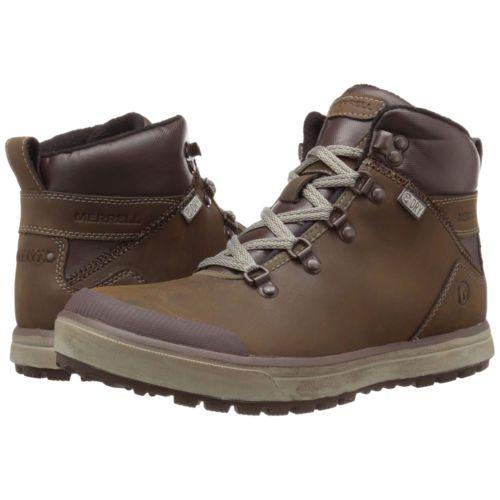 Merrell-Turku-Trek-Waterproof-Mens-Hiking-Shoes-Black-