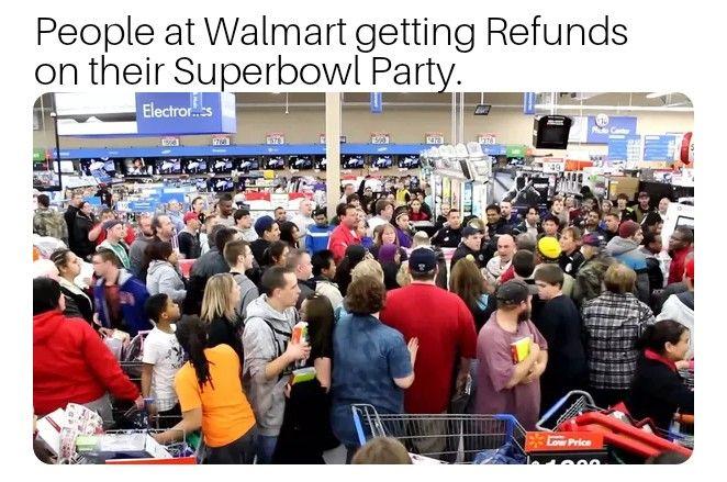 I M Still Waiting In Line Funnies Walmart Black Friday Ad