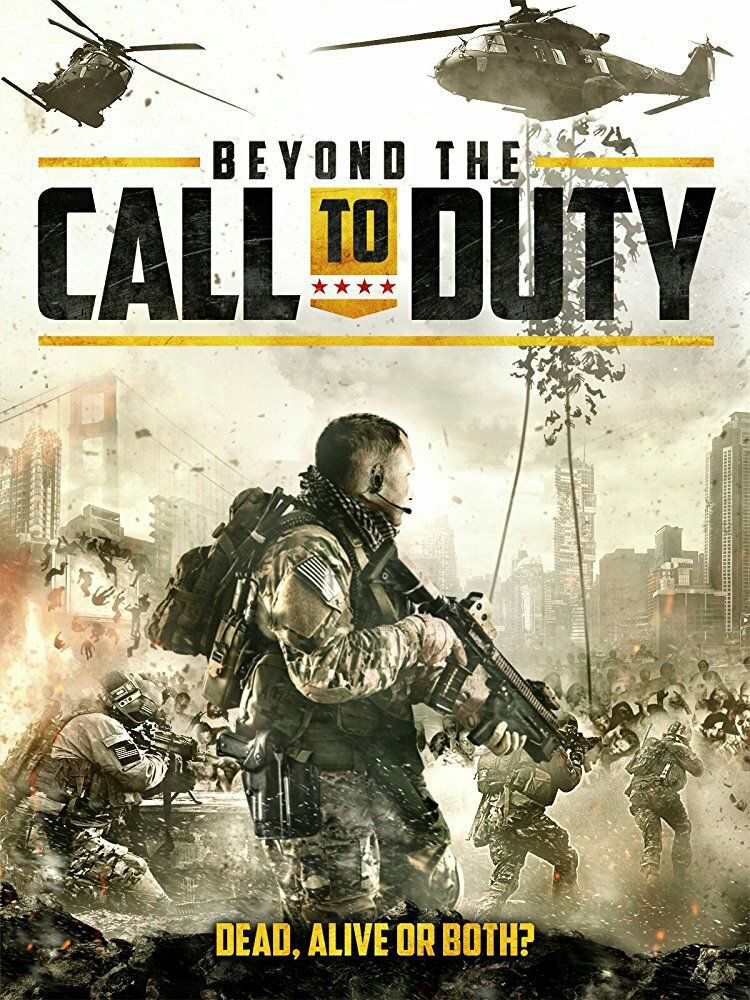 Beyond The Call To Duty 2016 Hollywood Hindi Dubbed Movie