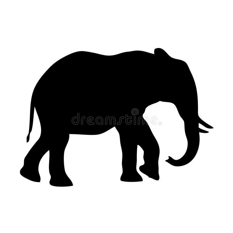 Clipart Elephant Silhouette 2 Elephant Silhouette Glass Elephants Elephant