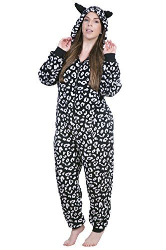 f6a939f8ff Totally Pink Women s Plus Size Warm and Cozy Plush Adult pajamas ...