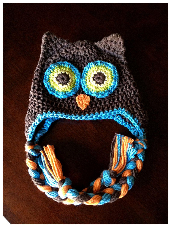 Owl hat | I Want. | Pinterest
