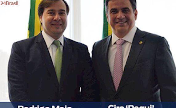 'Ciro Pequi' deve confirmar apoio do PP à candidatura de Maia na Câmara