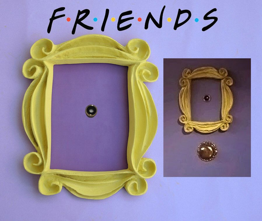 Friends Tv Show Photo Frame Uk Allcanwearorg