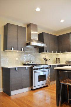 Kitchen Cabinets Chicago. Copat Italian Cabinetry  modern kitchen cabinets chicago by Prestige Designs