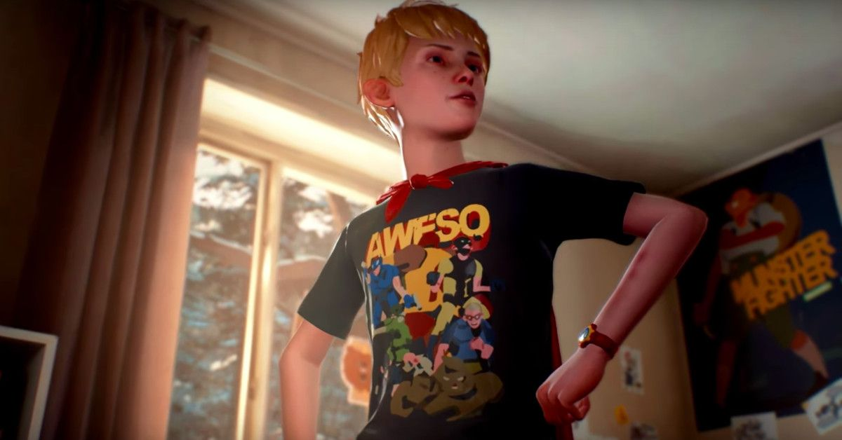 The Awesome Adventures of Captain Spirit will pick up three years after Life is Strange