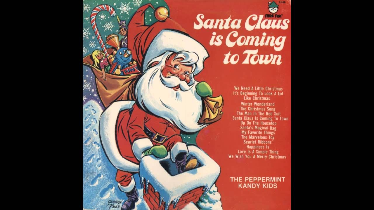 Peppermint Kandy Kids We Need a Little Christmas (from a