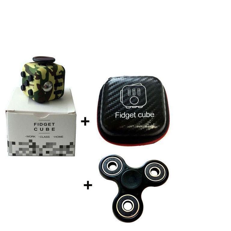 9 fidget cube