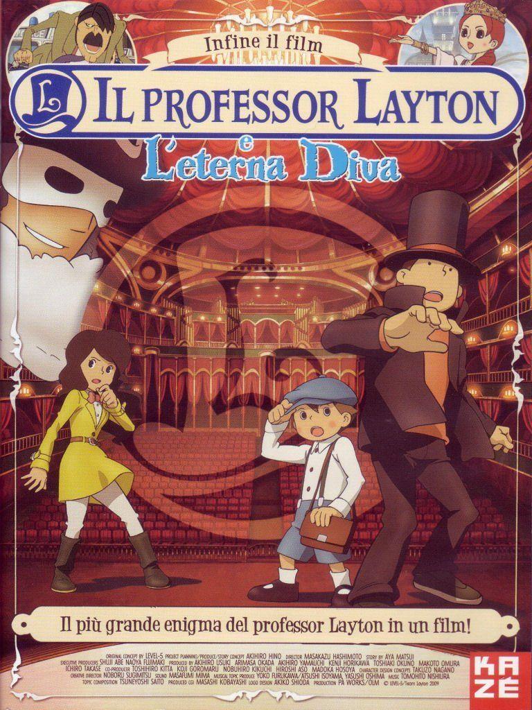 Professor Layton Film