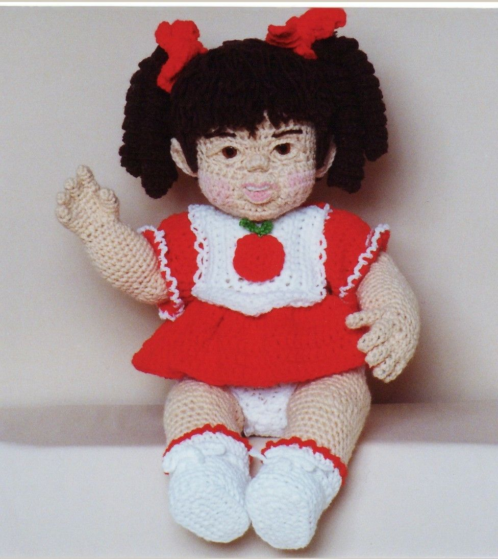 Crochet dolls on Pinterest Crochet Dolls, Amigurumi and ...