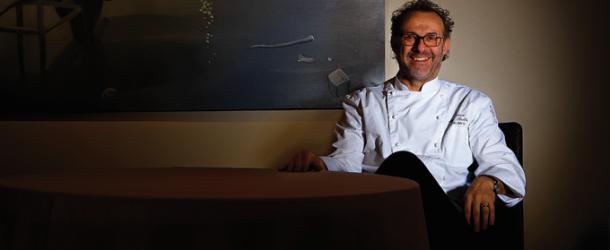 #MassimoBottura #chef nuovo ambasciatore del gusto #LeSostediUlisse