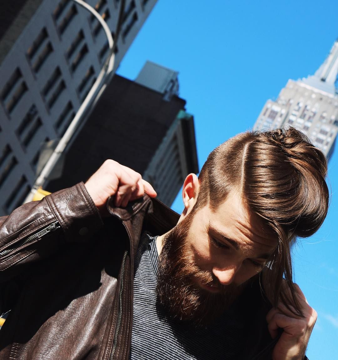 Fetish Barber Photo Awesome Hairstyle Pinterest Pompadour