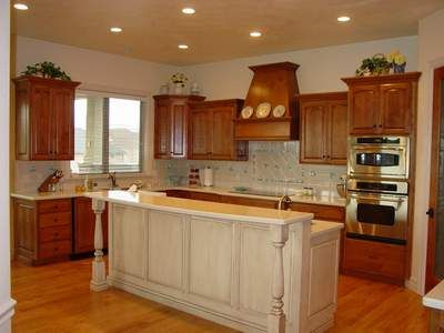 Alder Cabinets: An Inexpensive, Eco Friendly Wood