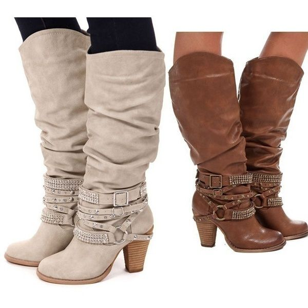 Arrival 2018 Women Fashion Riding Boots