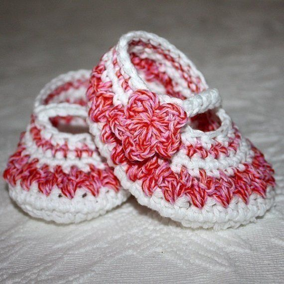 Malia make these for Nena Crochet mary jane pattern for sale ...