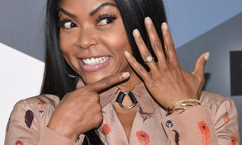 Biggest Celeb Engagement Rings Of All Time — Pics