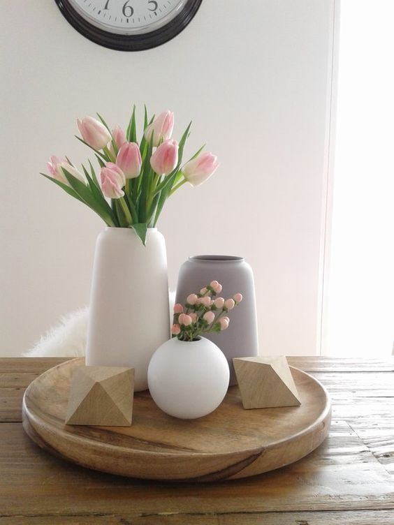Heute bei mir in der Vase #HomeDecor