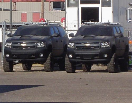 Decepticon Government Suvs In Transformers 3 Named Transformers News Reviews Movies Comics And Toys Chevy Suburban Cars Chevy Tahoe