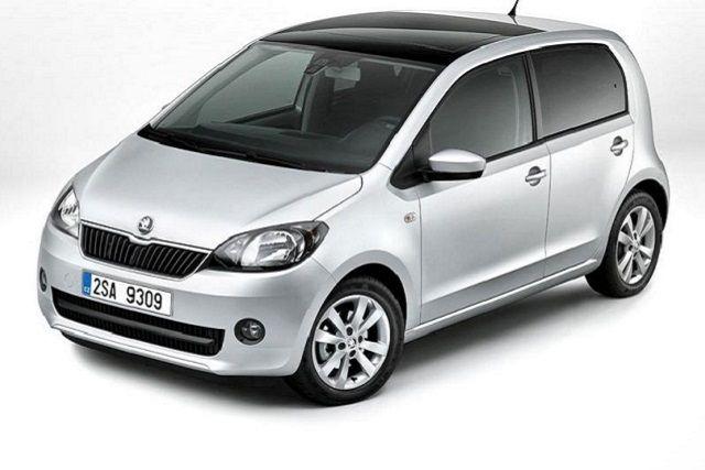 Skoda Citigo La Cota 100 000 Motor Car Car Dream Cars