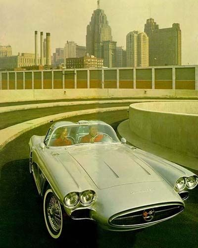Corvette Xp Chevrolet Corvette Corvette Concept Cars