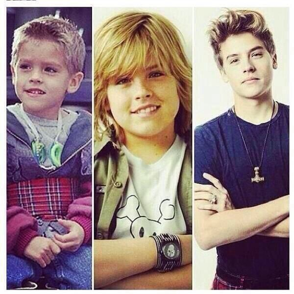 Dylan spouse From cute 6 year old to stupid 12 year old to punky ...