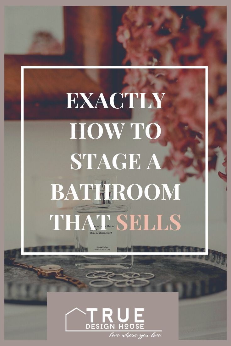 Design Your Own Living Room Online Free: Exactly What To Do To Stage A Bathroom That Sells