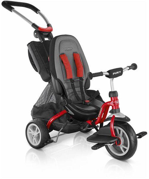 Puky Dreirad Cat S6 Ceety In Rot Dreirad Puky Kinderfahrzeug Dreirad Dreirad Kinder Roller Fur Kinder