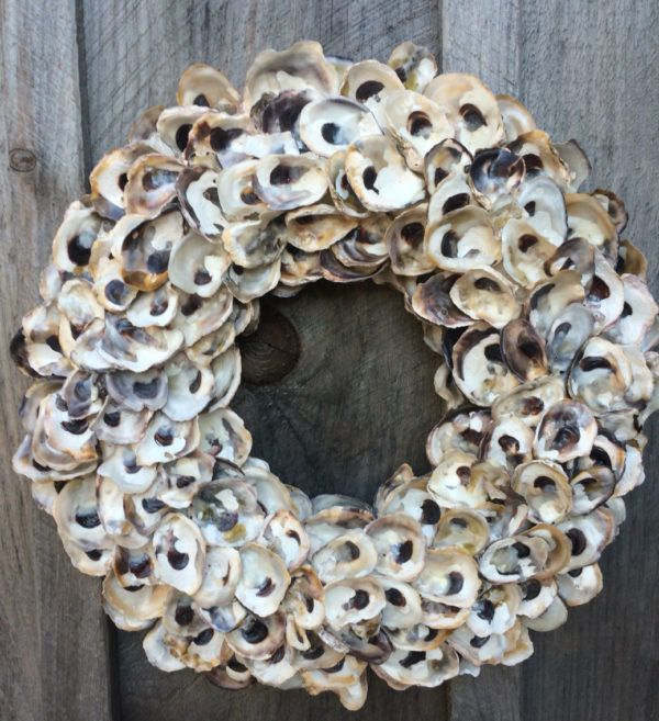 10 Beautiful Ways To Repurpose Oyster Shells Oyster Shell Crafts