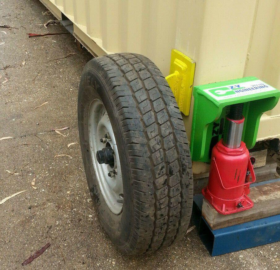 Shipping Container Wheels. Ezy Wheels Heavy Duty eBay