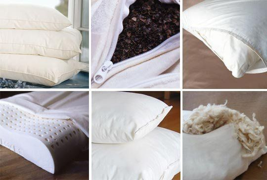 Healthy Sleep Pillows 6 All Natural And Non Toxic Options