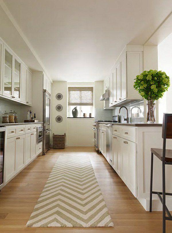 k chenteppich und teppichl ufer designs inspirierende ideen pretty living k che ikea. Black Bedroom Furniture Sets. Home Design Ideas