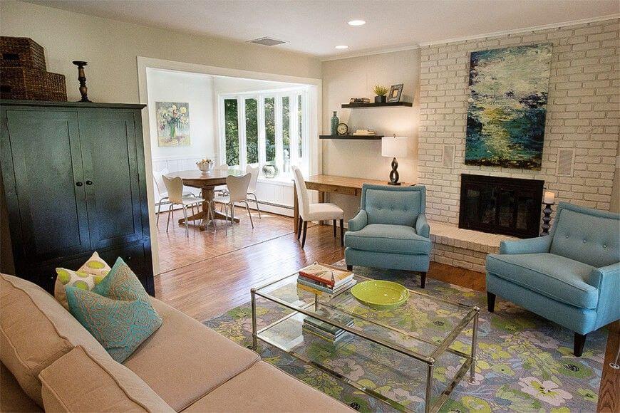 Das Wohnzimmer verfügt über einen subtil abwechslungsreiche Möbel - bar wohnzimmer möbel