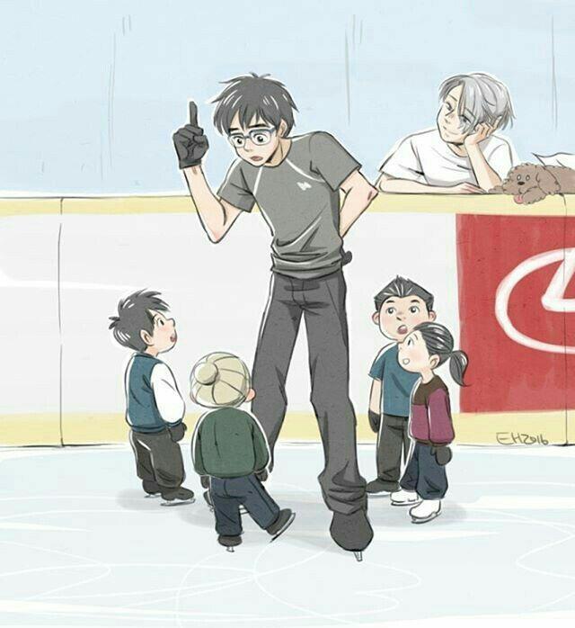 Poze Yuri on Ice
