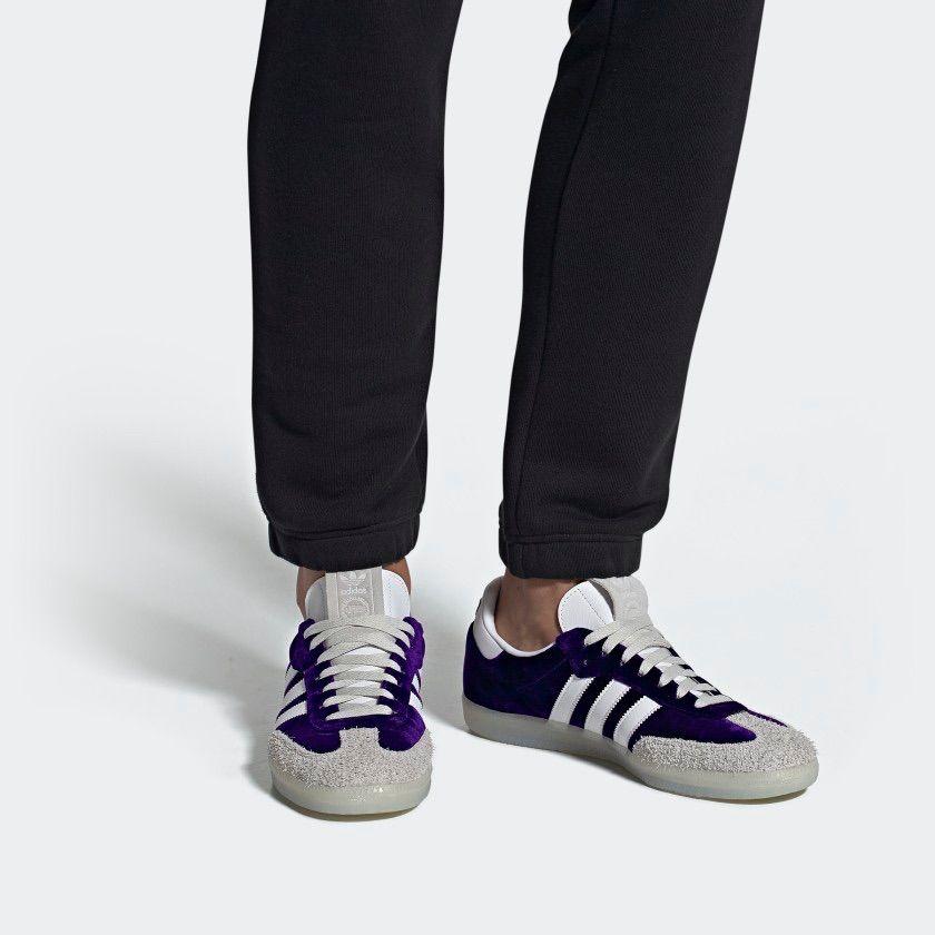 Adidas Samba OG Purple Haze 420 Velvet