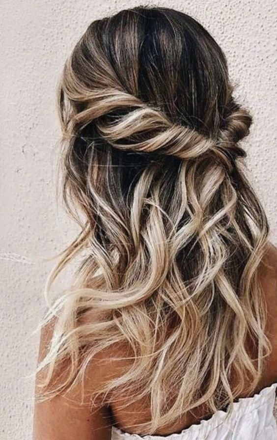 61 easy prom hairstyles for long hair and short hair elegant ideas lifestyle wom… - Modern